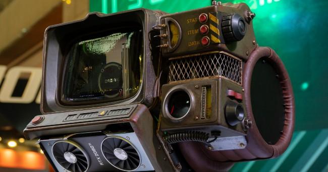 要价超过12万,《异尘余生76》Pip-Boy 2000改装主机