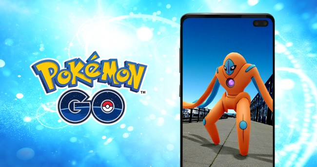 《Pokemon Go》防御型态「代欧奇希斯」登场,VIP团战阵容看这里