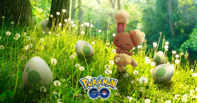 《Pokemon Go》2019再造节「全民找蛋风行战」起跑,色违捲捲耳、专属境地侦察等