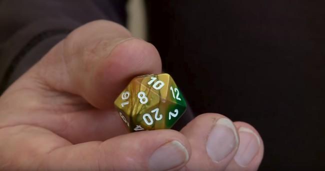 加州一场选举同票,用《龙与地下城》20面骰决定