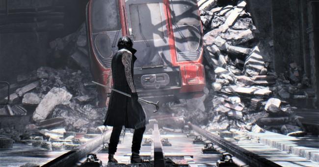 Steam《恶魔猎人5》上市同上创佳绩,一举超越《恶灵古堡2重製版》