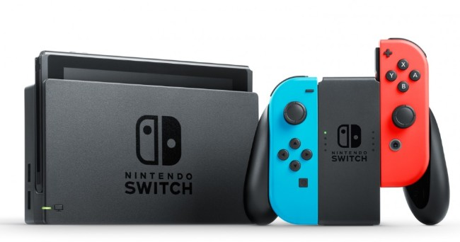 Nintendo Switch即将支援中文语系,近日释出