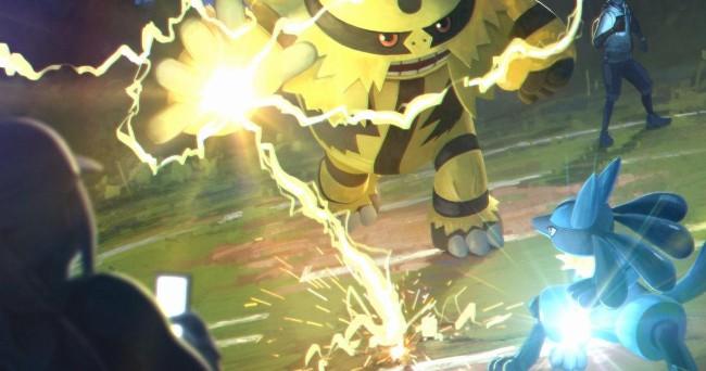 《Pokemon Go》对战功能正式上线,战斗机制完全解