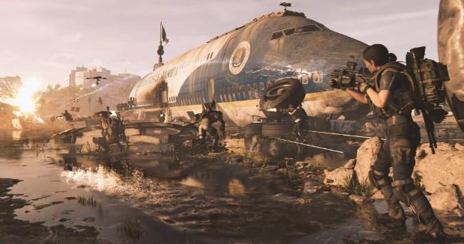 Xbox One《全境封锁2》同捆特卖周末开启,当日再送限量暗区包