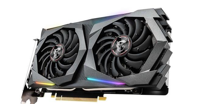 微星发表GeForce GTX 1660 Ti系