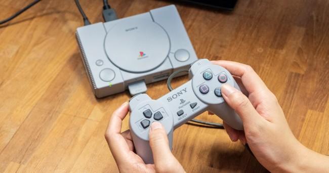 PS迷你主机跳水降价!海外电商「PlayStation Classic」祭六折特卖