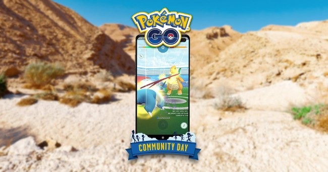 《Pokemon Go》暴飞龙社群日局限招式确以为「逆鳞」,可望成为龙系二当家