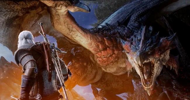 《巫师 3》杰洛特杀入《魔