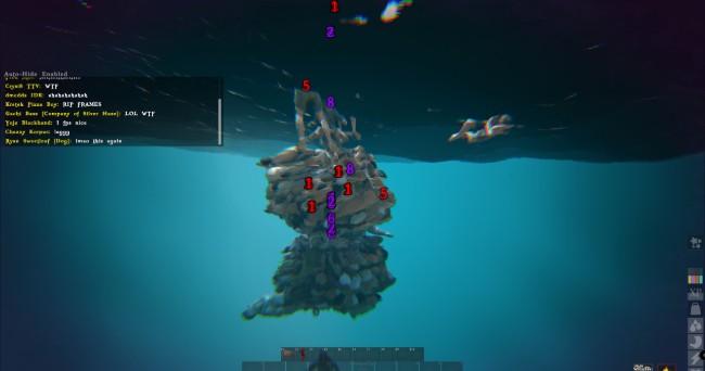 Steam生存新作《Atlas》伺服器炸裂遭灌负评,惊现「海中肉蒲团」绝景