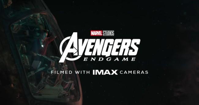 《复仇者定约4:结果之战》IMAX看更众,