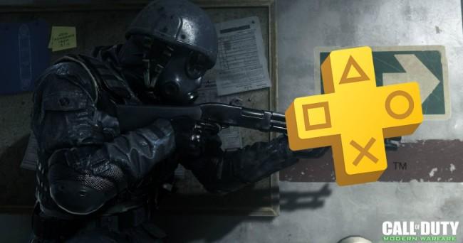 PS4《决胜时刻:现代战争重製版》PS Plus三月会员免费送