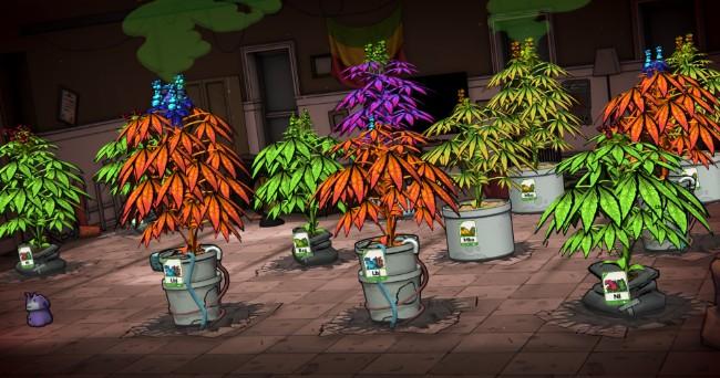 药头请自种《大麻有限公司》4月登上Steam,活用