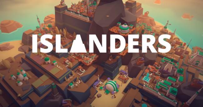 Steam小品《ISLANDERS》,最可爱的城市建造游戏