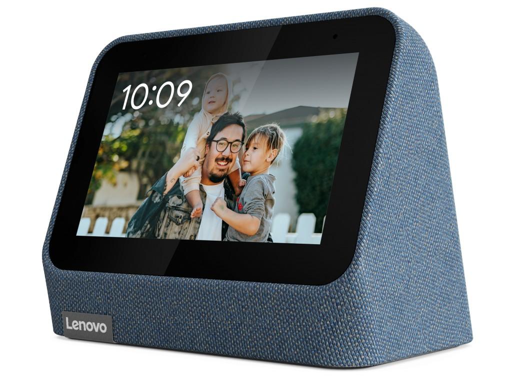 Lenovo-Smart-Clock-2_Front_Facing_Left_Clockfaces-e1624558084442-1024x763