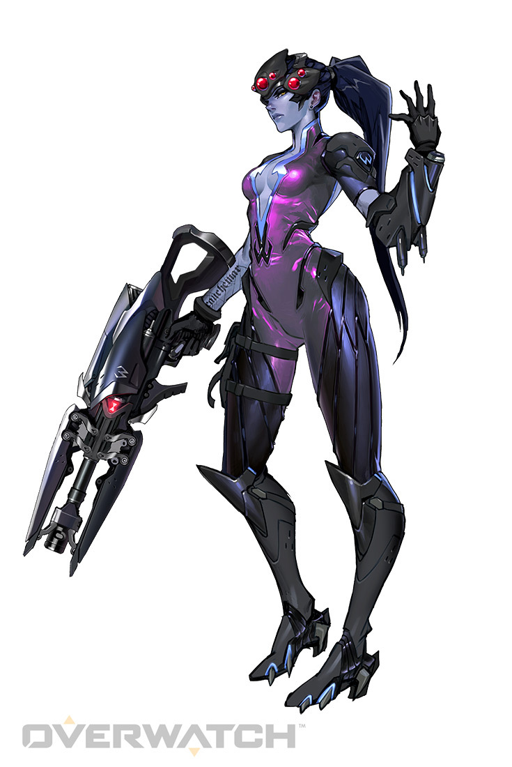 widowmaker-concept